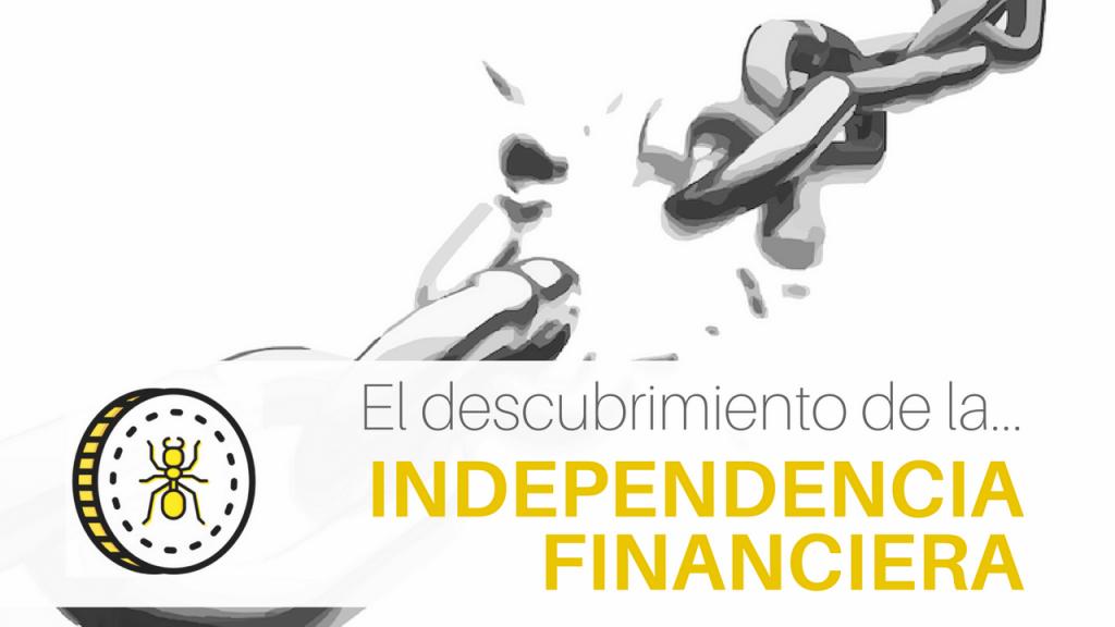 Imagen que muestran unas cadenas rompiéndose en señal de libertad al conseguir la independencia financiera en España