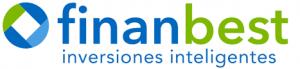 logo de finanbest, un roboadvisor de España