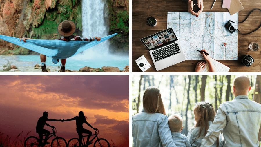 Cosas que puedes hacer al alcanzar la libertad económica: viajar, cuidar de tu familiar o ayudar a los demás