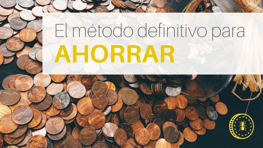 Imagen de cabecera donde te enseño el método de cómo ahorrar dinero en casa de forma fácil y con trucos de ahorro muy útiles
