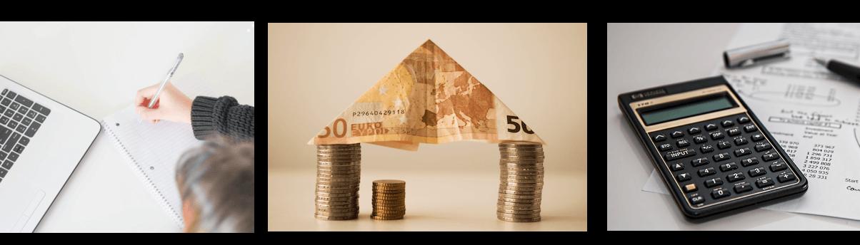hacer un presupuesto doméstico es clave para poder controlar el gasto y, por lo tanto, ahorrar más dinero día a día