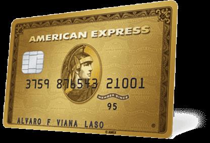 Tarjeta american express gold, perfecta para conseguir viajes gratis