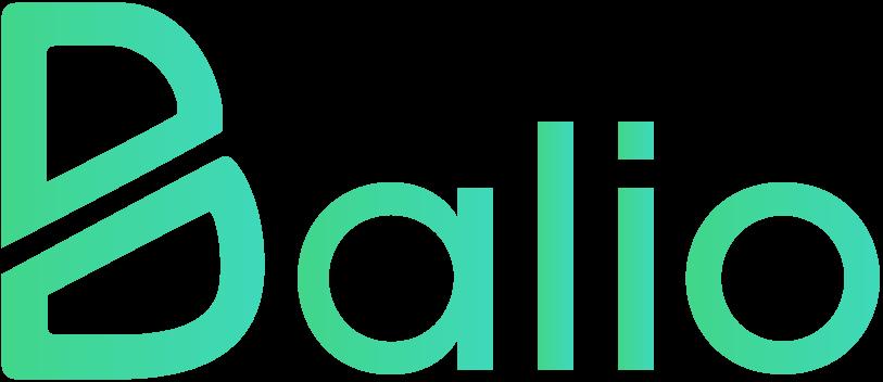 Logotipo de Balio, la app para ahorrar