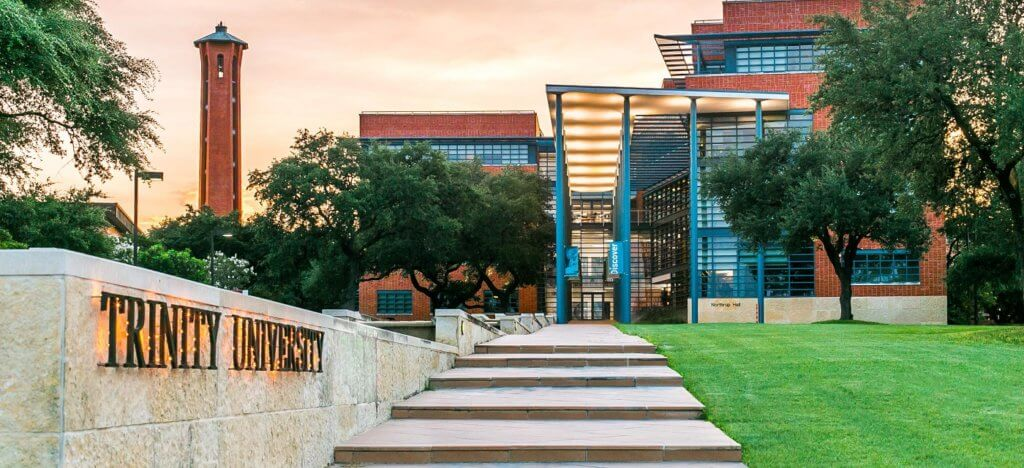 Imagen de la Universidad de Trinity en Estados Unidos, uno de los lugares donde se originó la regla del 4%
