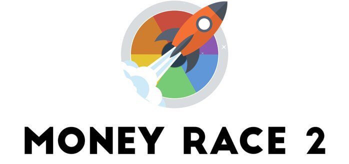 Logotipo del juego Money Race 2