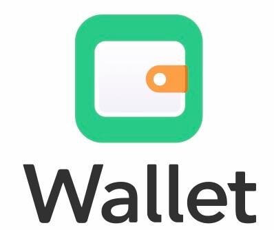 Logotipo de Wallet app