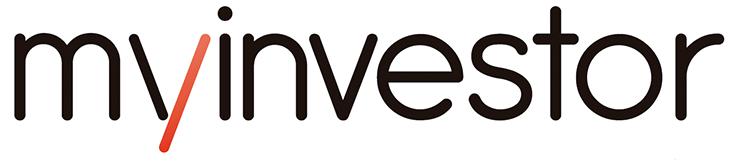 Logotipo del neobanco y roboadvisor myinvestor